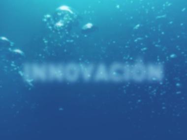 Innovación y solución: Un clavado con un visor